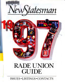 New Statesman Trade Union Guide Book PDF