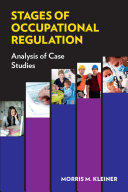 Stages of Occupational Regulation