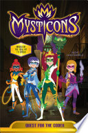 Mysticons  Quest for the Codex Book