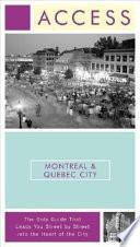 Access Montreal & Quebec City 3e
