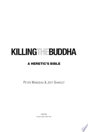 Free Download Killing the Buddha PDF - Writers Club