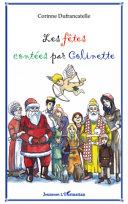 Pdf Les fêtes contées par Colinette Telecharger