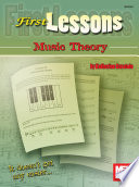 First Lessons Music Theory Book PDF