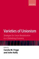 Varieties of Unionism