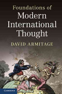 Pdf Foundations of Modern International Thought