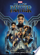 Black Panther  The Official Movie Special