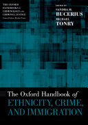 The Oxford Handbook of Ethnicity, Crime, and Immigration Pdf/ePub eBook