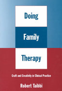 Doing Family Therapy