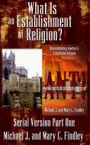 Pdf What Is an Establishment of Religion?