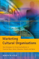 Marketing Cultural Organisations