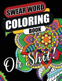 Swear Word Coloring Book Book PDF