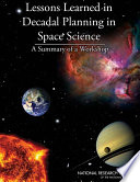 Lessons Learned in Decadal Planning in Space Science Book