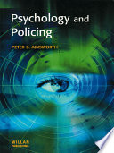 Psychology and Policing