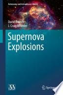 Supernova Explosions
