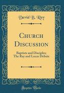 Church Discussion
