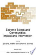Extreme Stress And Communities Impact And Intervention