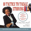 10 Tactics to Tackle Studying