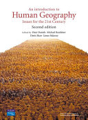 An Introduction to Human Geography Book