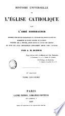 Histoire Universelle de l'Esglise Catholique, 12