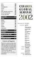 Canadian global almanac 2002