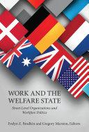 Work and the Welfare State Pdf/ePub eBook