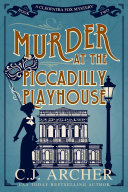 Murder at the Piccadilly Playhouse [Pdf/ePub] eBook