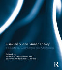 Bisexuality and Queer Theory Pdf/ePub eBook