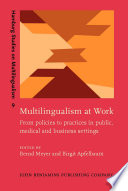 Multilingualism at Work