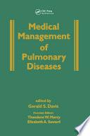 Medical Management of Pulmonary Diseases