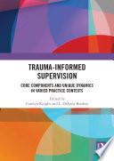 Trauma Informed Supervision