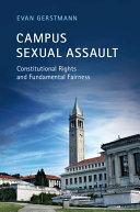 Campus Sexual Assault