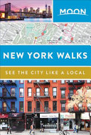 link to New York walks : see the city like a local in the TCC library catalog