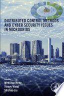 Distributed Control Methods And Cyber Security Issues In Microgrids