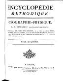 Encyclopédie méthodique ou par ordre de matières: -6. Atlas encyclopédique les cartes et les planches ... par M. Desmarest ...; continuée par MM. Bory de St.-Vincent ... Doin... Ferry ... Huot