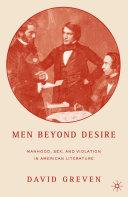 Men Beyond Desire [Pdf/ePub] eBook
