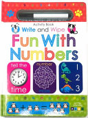 Write and Wipe Fun with Numbers