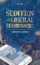 Sedition in Liberal Democracies [Pdf/ePub] eBook