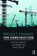 Project Finance for Construction [Pdf/ePub] eBook