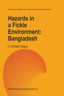 Hazards in a Fickle Environment: Bangladesh [Pdf/ePub] eBook