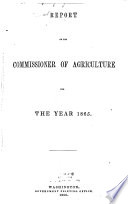 Commissioner of Agriculture