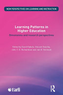 Pdf Learning Patterns in Higher Education Telecharger