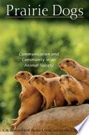 Prairie Dogs Book PDF