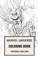 Marvel Universe Coloring Book