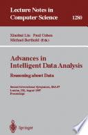 Advances in Intelligent Data Analysis  Reasoning about Data