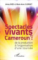 Pdf Spectacles vivants au Cameroun Telecharger