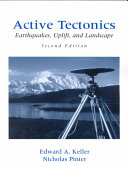 Active Tectonics Book PDF