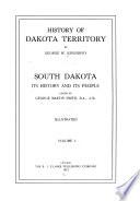History of Dakota Territory