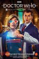 link to Doctor Who : a tale of two Time Lords. in the TCC library catalog