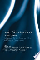 Health of South Asians in the United States