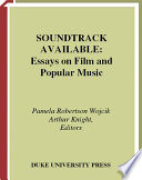 Soundtrack Available Book